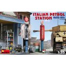 1/35 Mini Art Italian Petrol Station 30-40s