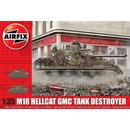 1/35 Airfix M18 Hellcat GMC tank destroyer
