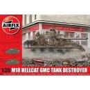 1/35 Airfix M18 Hellcat GMC tank destroyer