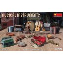 1/35 Mini Art Musical Instrument
