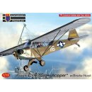 1/72 KP model Piper L-4 ?Grasshopper? w/ Brodie Hook