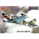 1/72 KP model SIAI SF-260TP Light Attacker