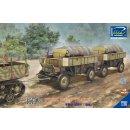 1/35 Riich Models Heeresfeldwagen HF.7 Steel Field Wagon...