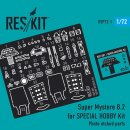 1:72 ResKit Dassault Super Mystere B.2 ( for  Special...