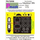 1:72 Pmask SNCASO SO.4050 Vautour IIN canopy and wheel...