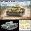 1/35 RFM Panzer III Ausf.J