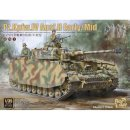 1/35 Border Model Panzer IV Ausf.H Early/mid with Figures