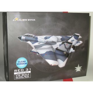 1/72 Calibre Wings F-14 Tomcatsky Red 31 Clean version