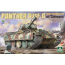 1/35 Takom Panther Ausf.G early with Zimmerit