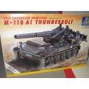 1/35 Italeri M110 Thunderbolt