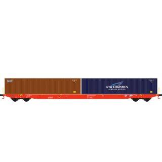 Containerwagen Sggnss80 RCA, Ep.VI