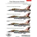 1/48 Armycast IDF F-16A Netz and Barak block30  Decals