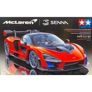 1/24 Tamiya McLaren Senna
