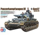 1/35 Tamiya Pz.Kpfw.IV Ausf.F The Last of the Short-Barreled