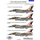 1/72 Armycast Dragon Viper F-16 NETZ decals