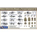1/35 Gecko Models Modern British Army Weapon & Equipment Set