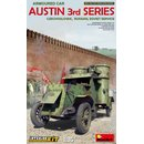 1/35 Mini Art AUSTIN ARMOURED CAR 3rd SERIES