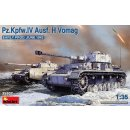 1/35 Mini Art Pz.Kpfw.IV Ausf.H Vomag. EARLY PRODUCTION....