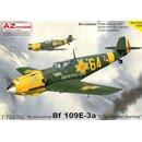 1/72 AZ Model Bf-109E-3a ?In Romanian Service?