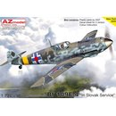 1/72 AZ Model Bf-109E-4 ?In Slovak Service?