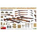 1/35 Mini Art British Infantry Weapons & Equipment