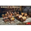 1:35 Mini Art Wooden Barrels