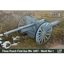 1/35 IBG Models 75mm French Field Gun Mle 1897 - World War I