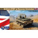 1/35 Gecko Models British ATMP W/Rescue Stretchers