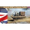 1/35 Gecko Models British ATMP w/ Ammo Pallet