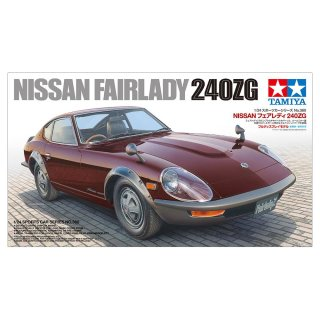1/24 Tamiya Nissan Fairlady 240ZG
