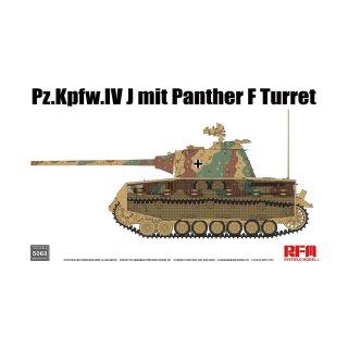1/35 RFM Pz.Kpfw.IV J mit Panther F Turret