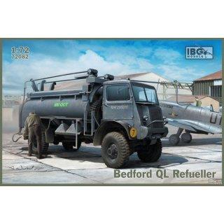 1/72 IBG Models Bedford QL Refueller