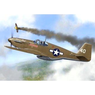 "1/72 KP Models P-51B ""Mustang Aces"""