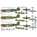 "1/72 AZ Model P-40E Warhawk ""AVG"""