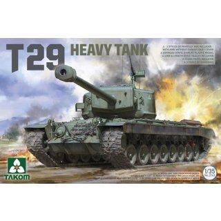 1/35 Takom T29 US Heavy Tank