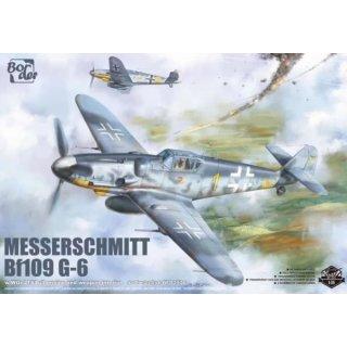 1/35 Border Model Bf-109 G-6