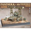 1/48 Suyata Panther A w/zimmerith & interior + 16t...