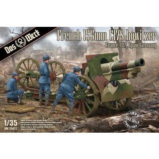 1/35 Das Werk French 155mm C17S Howitzer