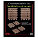 1/35     Tiger I Initial Type Mirror Tracks (3D Printed)