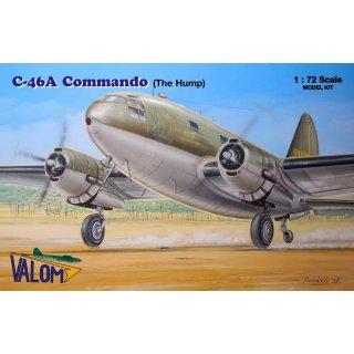 1/72 Valom C-46A Commando (The Hump)